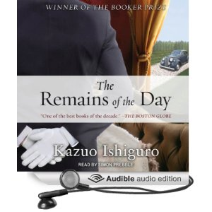 Remains of the Day by Kazuo Ishiquro