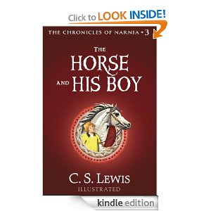 The Horse and his Boy by CS Lewis
