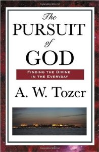 "Cover of ""The Pursuit of God"""