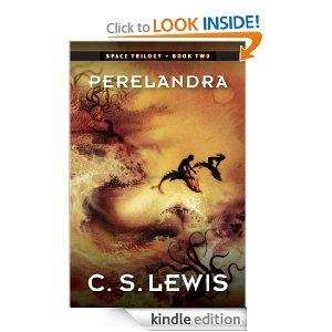 Perelandra by CS Lewis (Space Trilogy #2)