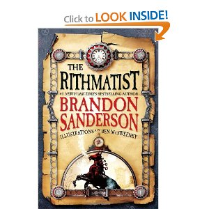 Book Review: The Rithmatist by Brandon Sanderson - A young adult steam punk novel worth reading