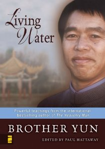 "Cover of ""Living Water: Powerful Teaching..."