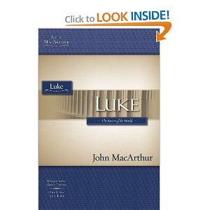 Luke (MacArthur Bible Studies)