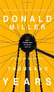 "Cover of ""A Million Miles in a Thousand Y..."