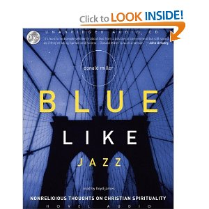 Amazon link to Blue Like Jazz