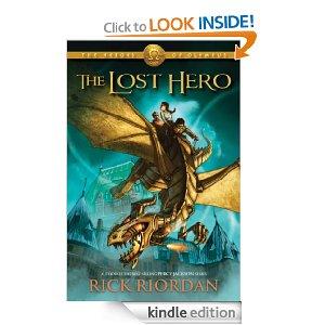 The Lost Hero (Heroes of Olympus)