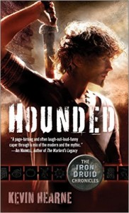 Hounded by Kevin Hearne (Iron Druid Chronicles #1)