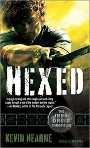 Hexed by Kevin Hearne The Iron Druid Chronicles
