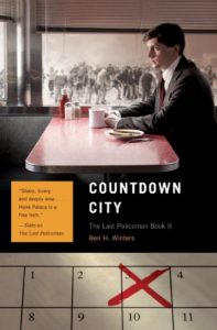 Countdown City by Ben Winters (Last Policeman #2) book review