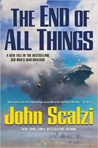 The End of All Things by John Scalzi (Old Man's War #6)