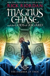 The Hammer of Thor by Rick Riordan (Mangus Chase #2)