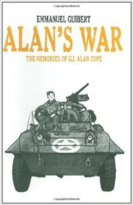Book review Alan's War: The Memories of G.I. Alan Cope by Emmanuel Guibert