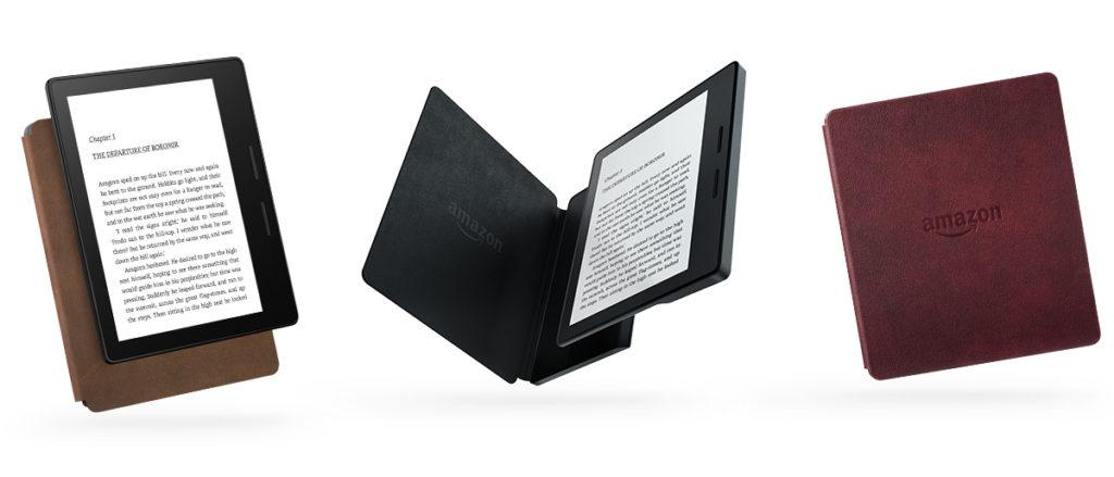 Kindle Oasis Amazon Stock photo