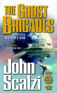 The Ghost Brigades by John Scalzi (Old Man's War #2)