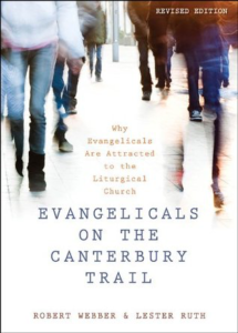 Evangelicals on the Canterbury Trail by Robert Webber