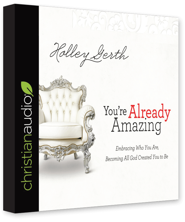 You are Already Amazing by Halley Gerth