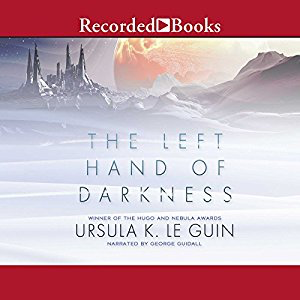Left Hand of Darkness by Ursula Le Guin