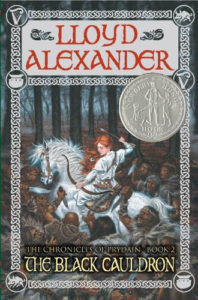 The Black Cauldron (Chronicles of Pydain Book 2) by Lloyd Alexander