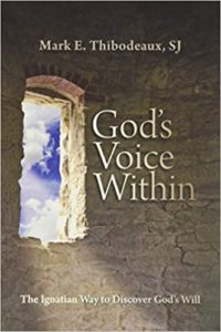 God's Voice Within: The Ignatian Way to Discover God's Will cover image